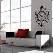 Vinilo Decorativo Reloj