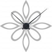 Vinilo Decorativo Reloj floral