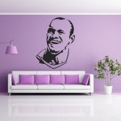 Vinilo decorativo wayne rooney