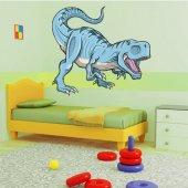Vinilo infantil dinosaurio