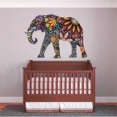 Vinilo infantil elefante