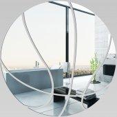 Wandspiegel aus Acrylglas Basketball