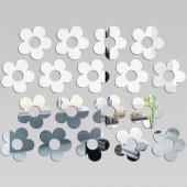 Wandspiegel aus Acrylglas Blumes Set