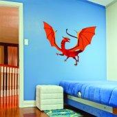 Wandsticker Drachen