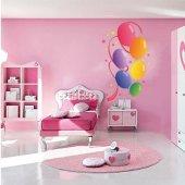 Wandsticker Luftballons