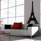 Wandtattoo Eiffelturm