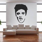 Wandtattoo Elvis Presley