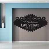 Wandtattoo Las Vegas