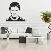 Wandtattoo Lionel Messi