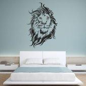 Wandtattoo Löwe