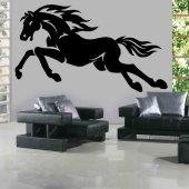Wandtattoo Pferd