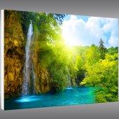 Waterfall - Forex Print