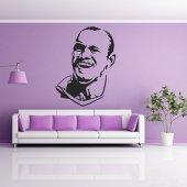 Wayne Rooney Wall Stickers