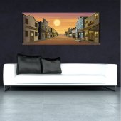 Western Wall Stickers