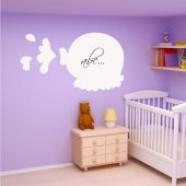 Whiteboard Wall Stickers