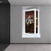 Window illusion Wall Stickers