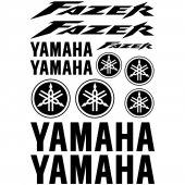 Yamaha Fazer Decal Stickers kit