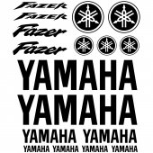 Yamaha Fazer Decal Stickers kit
