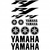 Yamaha R1 Decal Stickers kit