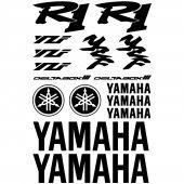 Yamaha R1 Decal Stickers kit