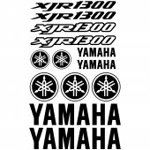 Yamaha XJR 1300 Decal Stickers kit