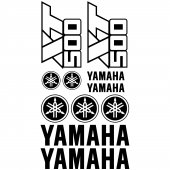 Yamaha XT 500 Decal Stickers kit
