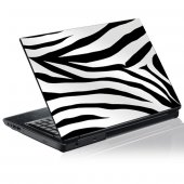 Zebra Laptop Skins