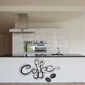 Coffee Wall Stickers
