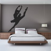 Dancer Wall Stickers