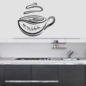 Vinilo decorativo Taza para café