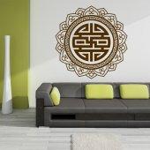 Adesivo Murale asia