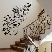 Adesivo Murale barocco