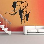 Adesivo Murale elefante