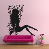 Adesivo Murale fata