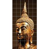 Adesivo per piastrelle Buddha