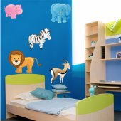 Animals Set Wall Stickers