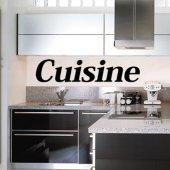 Autocolante decorativo Cozinha