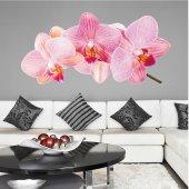Autocolante decorativo flores