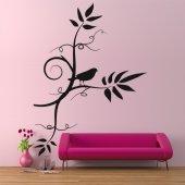 Autocolante decorativo rama