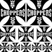 Autocolante west coast choppers