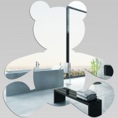 Bear - Decorative Mirrors Acrylic