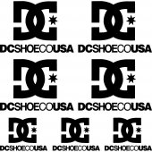 dcshoeco usa Decal Stickers kit