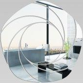 Espejos decorativo Acrílico Pléxiglas  espiral diseño