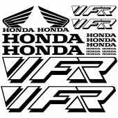Honda vfr Decal Stickers kit