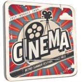 Interrupteur Décoré Simple Cinéma