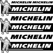 Michelin Aufkleber-Set