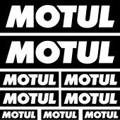 Motul Aufkleber-Set