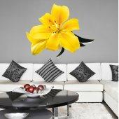 Naklejka ścienna - Kwiat