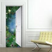 Naklejka na Drzwi - Fantazja