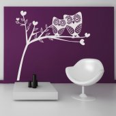 Owl Wall Stickers